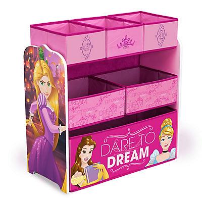 Delta Children Disney Princess 6-Bin Toy Organizer