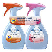 Febreze FABRIC Tide and Downy Scents Bundle, 2 pk./27 fl. oz.