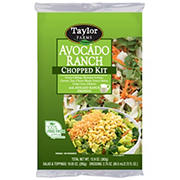 Taylor Farms Avocado Ranch Chopped Salad Kit, 12.8 oz.