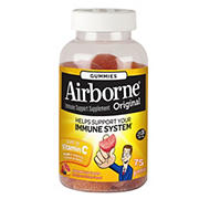 Airborne Gummies, 75 ct.