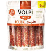 Volpi Roltini Mozzarella & Pepperoni, 10 pk.