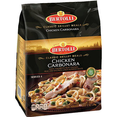 Bertolli Chicken Carbonara, 44 oz.