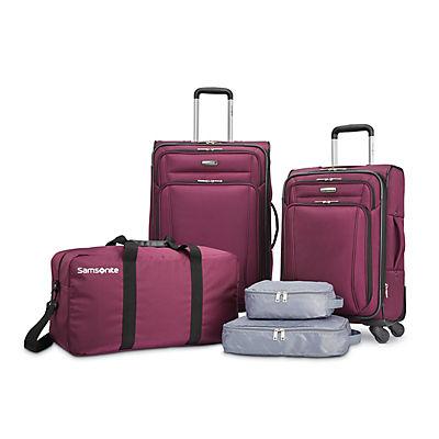 Samsonite 5-Pc. Spinner Luggage Set - Purple Cloud