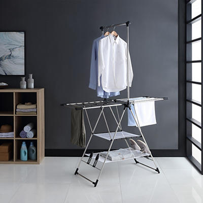 OIA Collapsible Drying Rack - Stainless Steel