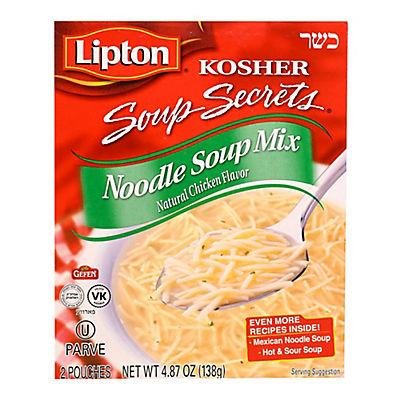 Lipton Kosher Chicken Noodle Soup, 4 pk./4.3 oz.
