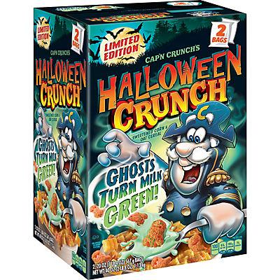 Cap'n Crunch's Halloween Crunch Cereal, 2 pk./20 oz.