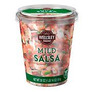 Wellsley Farms Mild Salsa, 30 oz.