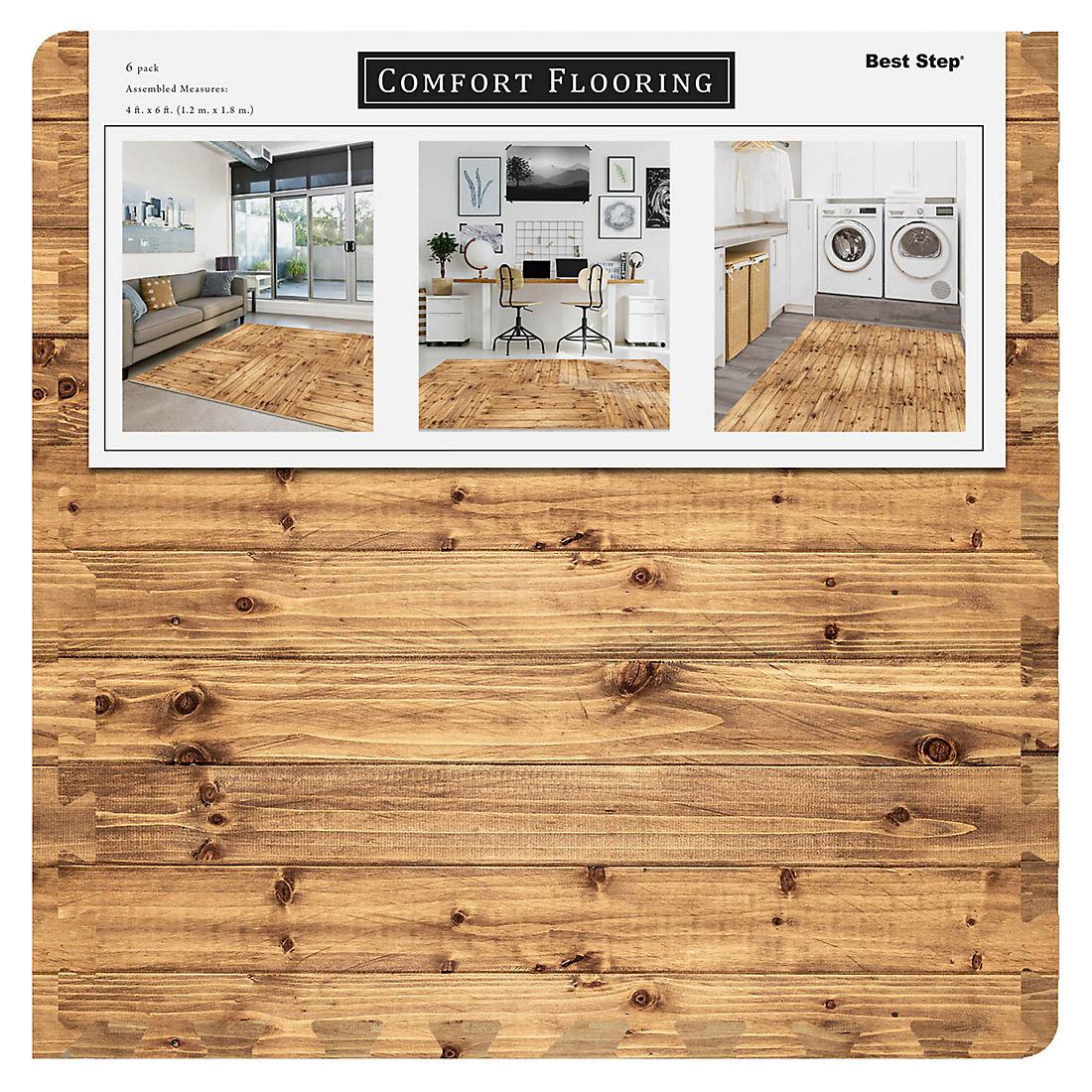 Best Step 24 X Comfort Flooring 6