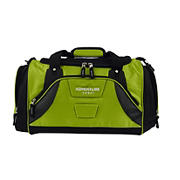 "Travelers Polo & Racquet Club Adventure 20"" Duffel - Green"