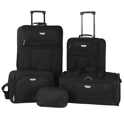 5pc Luggage Sets