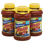 Ragu Meat Flavored Sauce, 3 pk./45 oz.