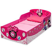Delta Children Disney Minnie Mouse Wood Toddler Bed