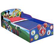 Delta Children Disney Mickey Mouse Wood Toddler Bed