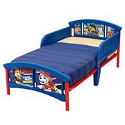 Delta Children Nickelodeon PAW Patrol Plastic Toddler Bed