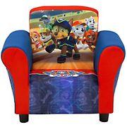 Delta Children Nickelodeon PAW Patrol Upholstered Toddler Chair