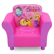 Delta Children Disney Princess Upholstered Toddler Chair