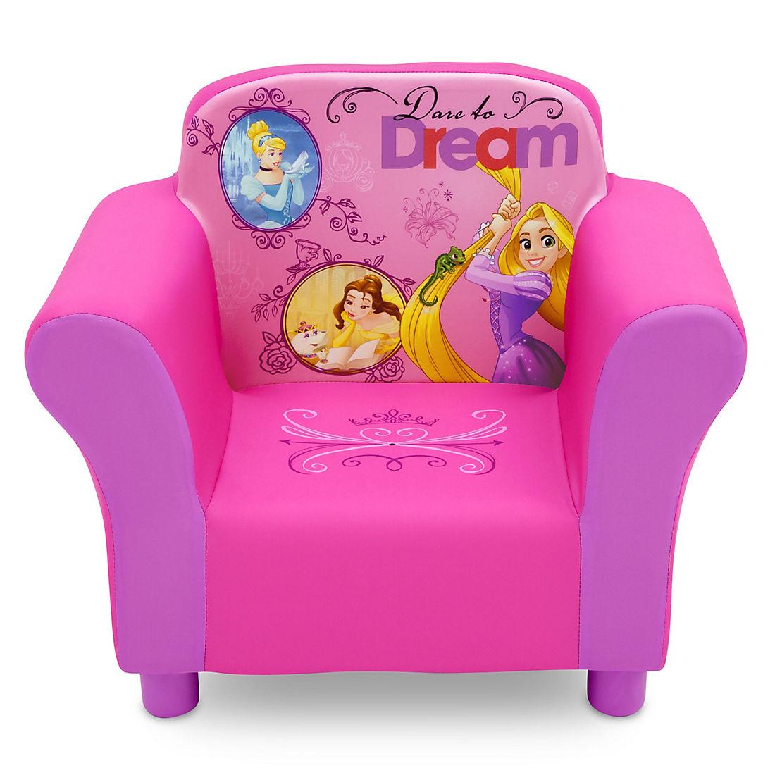 Miraculous Delta Children Disney Princess Upholstered Toddler Chair Andrewgaddart Wooden Chair Designs For Living Room Andrewgaddartcom