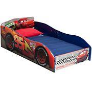 Delta Children Disney/Pixar Cars Wood Toddler Bed