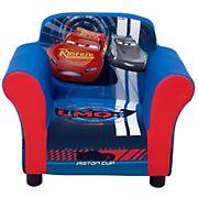 Delta Children Disney/Pixar Cars Upholstered Toddler Chair