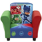 Delta Children Disney PJ Masks Upholstered Toddler Chair