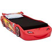 Delta Children Disney/Pixar Cars Lightning McQueen Twin Size Bed