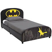 Delta Children DC Batman Twin Size Upholstered Bed