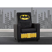 Delta Children DC Batman Upholstered Youth Chair