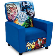 Delta Children Marvel Avengers Upholstered Youth Chair