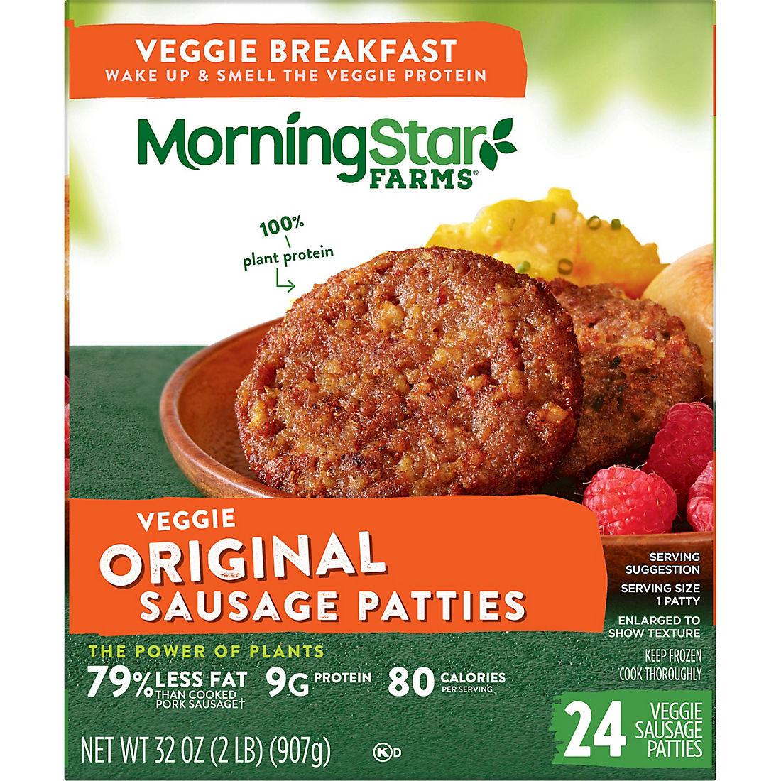 MorningStar Farms Original Sausage