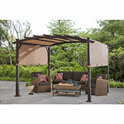 Berkley Jensen Pergola with Canopy