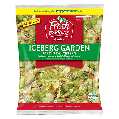 Fresh Express Garden Salad, 3 lbs.