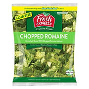 Fresh Express Chopped Romaine, 2 lbs.