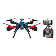 World Tech Toys Venom Pro GPS Live Feed 720p Camera Drone Bundle
