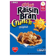 Kellogg's Raisin Bran Crunch, 2 pk.
