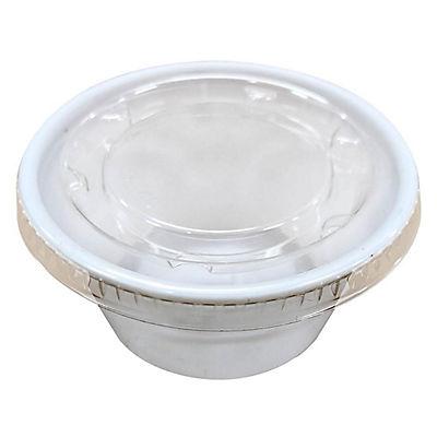 Pactiv Plastic Souffle Lid, 2,400 ct./2 oz.