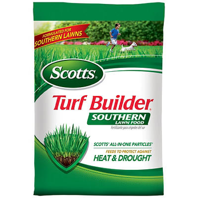 Scotts Turf Builder Southern Formula Lawn Food, 15,000 sq. ft.