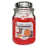 Yankee Candle Jar Candle, 19 oz. - Apple Cinnamon Cider