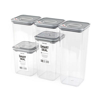 NeoFlam 5-Pc. Smart Seal Food Storage Set
