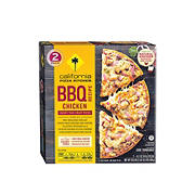 California Pizza Kitchen BBQ Chicken Recipe Pizza, 2 pk./14.7 oz.
