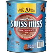 Swiss Miss Milk Chocolate Flavor Hot Cocoa Mix, 4.7 lbs.