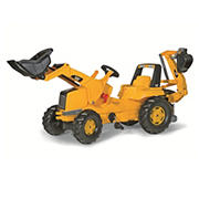 CAT Backhoe Loader Tractor
