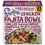 Frontera Chicken Fajita Taco Bowls, 3 pk./11.3 oz.