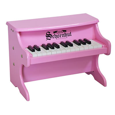 Schoenhut 25-Key My First Piano II - Pink