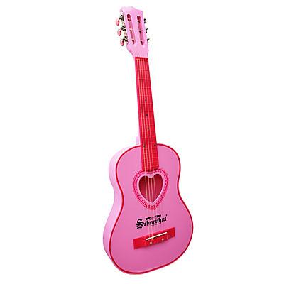 Schoenhut Acoustic Guitar - Pink