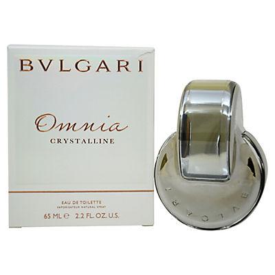 Bvlgari Omnia Crystalline Eau de Toilette Spray, 2.2 fl. oz.