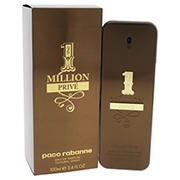 1 Million Prive by Paco Rabanne for Men, 3.4 fl. oz.