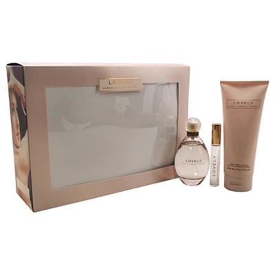 Lovely by Sarah Jessica Parker for Women 3-Pc. Gift Set