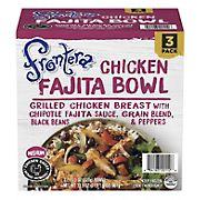 Frontera Chicken Verde Taco Bowls, 3 pk./11.3 oz.