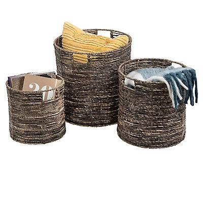 Honey-Can-Do 3-Pc. Geo Baskets