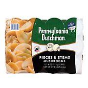 Pennsylvania Dutchman Mushroom Pieces and Stems, 12 pk./4 oz.